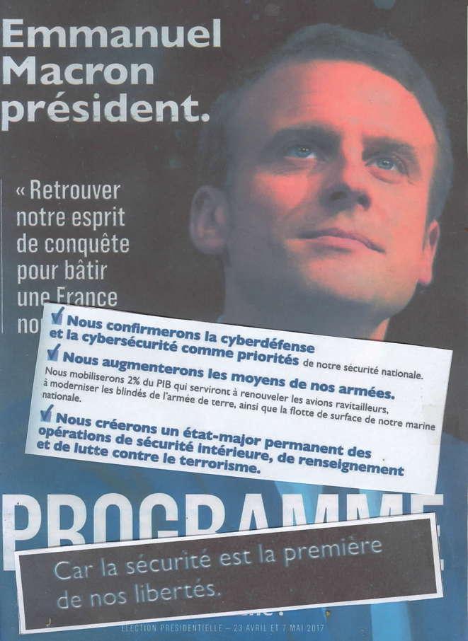 Emmanuel Macron : sous le lobbyisme actif des services secrets ?